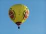 Ballonfahrt am 21.07.2013 abends