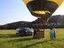 Ballonfahrt Meiningen - Wasungen 21.07.2017