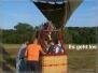 Ballonfahrt im Göthischen am 11.07.2015